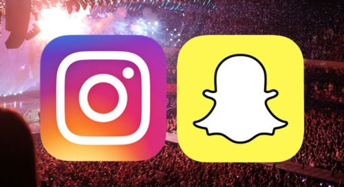 Instagram Vs. Snapchat: Which Platform is Better for a Corporate Event Planner in NYC?