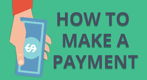 My Account & How to Make Payments
