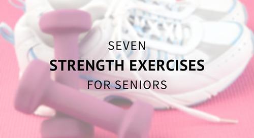 7 Strength Exercises for Seniors