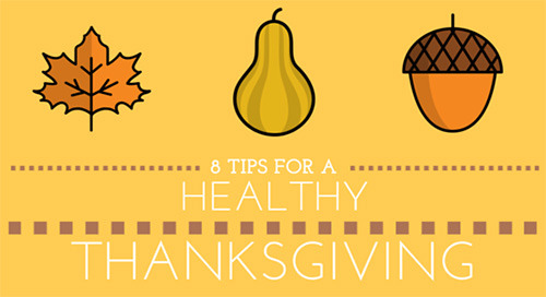 8 Tips for a Healthy Thanksgiving