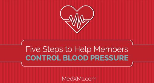 5 Steps to Help Members Control Blood Pressure
