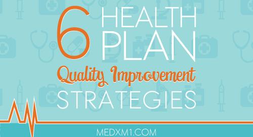 6 Health Plan Quality Improvement Strategies