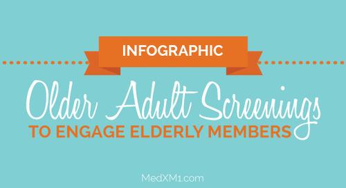 Older Adult Screenings to Engage Elderly Members | Infographic