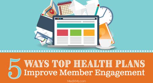 5 Ways Top Health Plans Improve Membership Engagement