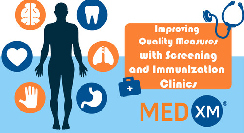 Improving Quality Measures with Screening and Immunization Clinics
