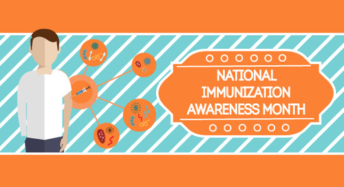 National Immunization Awareness Month - Immunization News