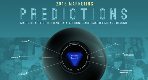 EverString's 2016 Marketing Predictions