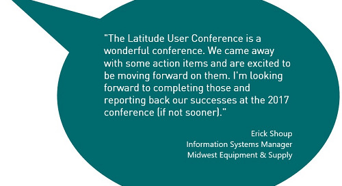 Solid User Conference!