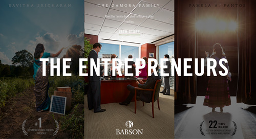 The Entrepreneurs: A True Babson Story