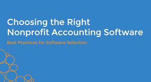 On the Software Hunt: Choosing Your Accounting Solution