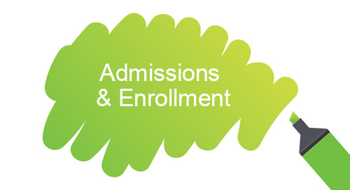 Implementing Online Admissions