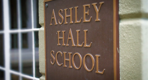 Ashley Hall faculty renews its focus on the students with help from Blackbaud solutions.