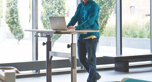 4 Tips for Success (With Your Standing Desk)