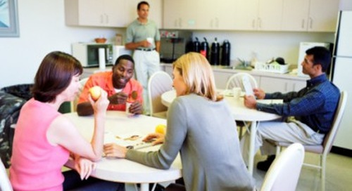 4 Ways the Breakroom Can Make or Break Your Office