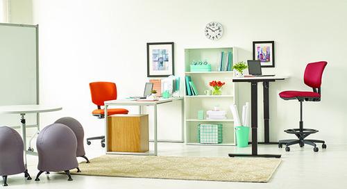 6 Office Organization Hot Spots