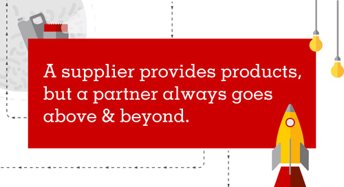 True Partners: A Facility Manager's Guide