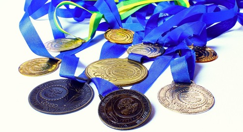 """5 Most Popular """"Events"""" in the Office Olympics"""