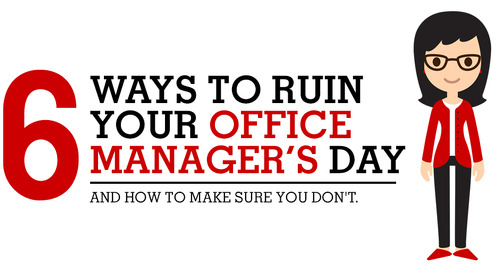 6 Surefire Ways to Ruin an Admin's Day
