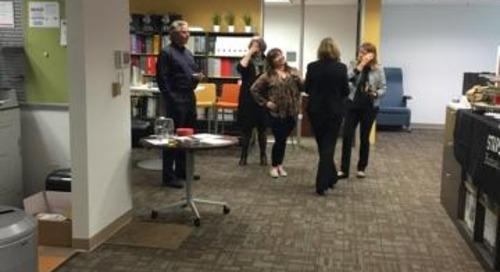 Latest Trends in Workplace Design: A Wine Wednesday Review (part 1)