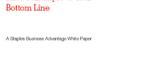 White Paper: How to Make your Facility Safer and More Profitable