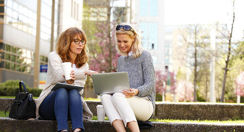 4 Ways to Take the Office Outdoors