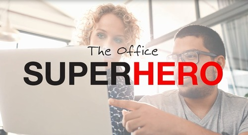 The Office Superhero's Secret Sidekick
