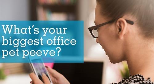 8 Pet Peeves of All Office Admins