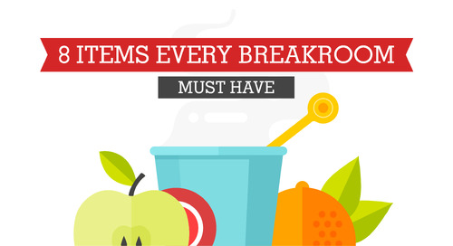 8 Items No Breakroom Should Be Without