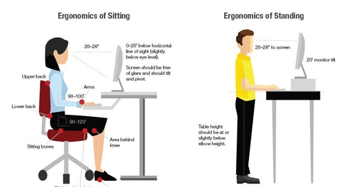 Set Up for Success with These Ergonomic Tips