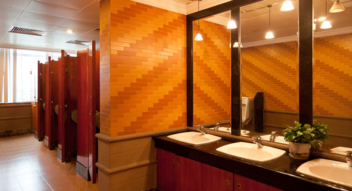 6 Ways Your Office Bathroom Can Reflect Your Company's Culture