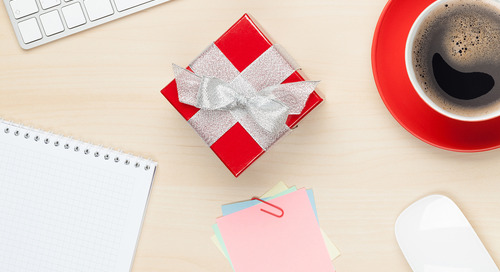 Managing Company Guidelines: Tips to Communicate Gift Giving Policies