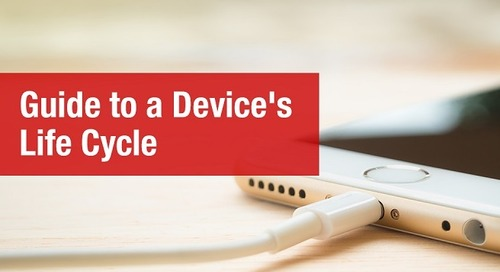 Your Guide Through a Device's Life Cycle