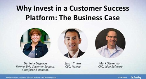 Why Invest in a Customer Success Platform: The Business Case