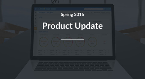 Amity Spring 2016 Product Update
