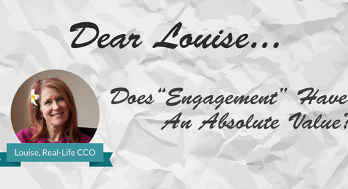 Does Engagement Have an Absolute Value?