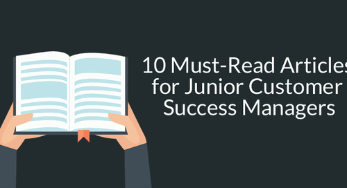 10 Must-Read Articles for Junior Customer Success Managers