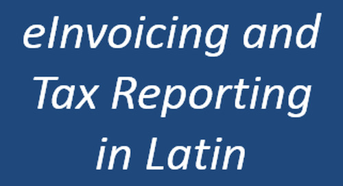 [REPLAY] eInvoicing and Tax Reporting in Latin America: 2014-15 SAP ERP Best Practices