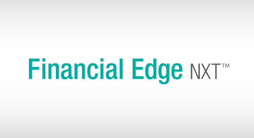 11/1: An Introduction to Financial Edge NXT (Webinar)