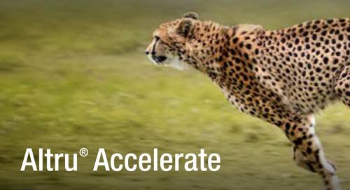 SAMPLE: Your Altru Accelerate Program Scorecard