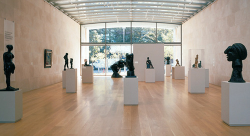 THE NASHER SCULPTURE CENTER: Success with Altru & FE NXT (Video)