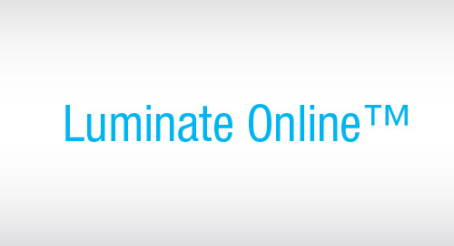 12/12: Luminate Online for Sphere Customers (Webinar)