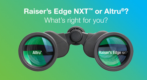 Altru or Raiser's Edge NXT? Scope Out the Right Cultural Fundraising Solution