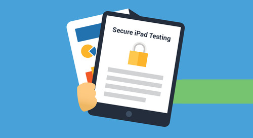 Webinar Review: Addressing Exam Security Within an iPad Testing Environment