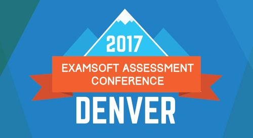 EAC 2017 Highlights: New ways to use assessment to your benefit…and bacon!