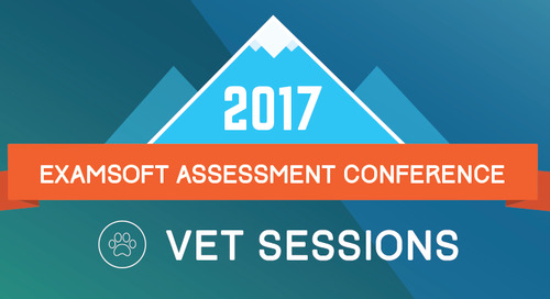 EAC 2017 for Veterinary Educators