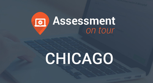 Assessment on Tour: Chicago Recap