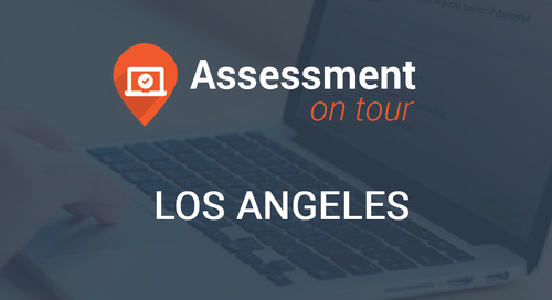 Assessment on Tour: Los Angeles Recap