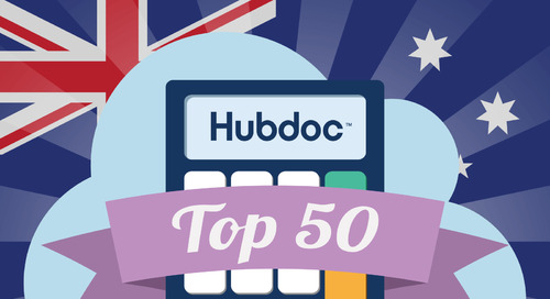 Announcing the Top 50 Cloud Accountants of 2016 (Australia)