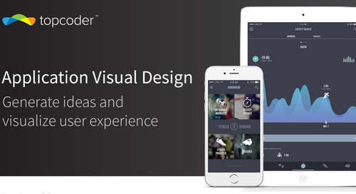 Application Visual Design