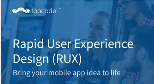 Rapid User Experience Design (RUX)